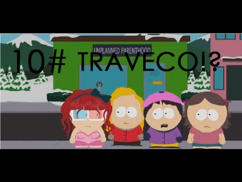 South Park: The Stick Of Truth - #10 Viramos um TRAVECO, ABORTO e BEBE NAZISTA GIGANTE