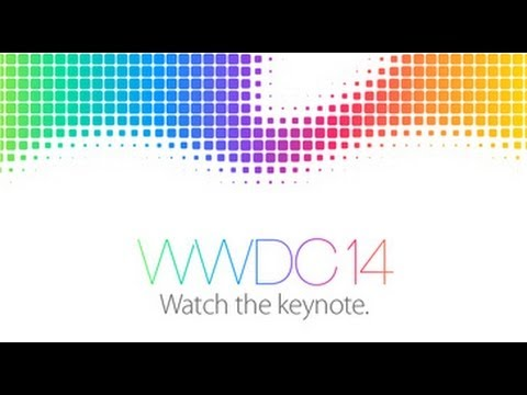 WWDC 2014 (Logo: Apple inc.) (Live Event)