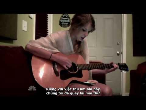 [Vietsub] NBC Thanksgiving Special: Speak Now Album Release Concert 2010 (Part 1)