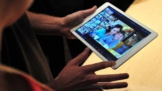 Apple unveils new iPad Air