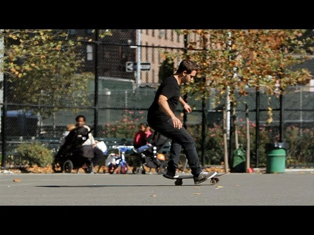 How to Do a 360 No Comply | Skateboarding Tricks
