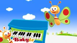 Flip and Flash & First Words – Musical Instruments (Full Episode HD) | BabyTV