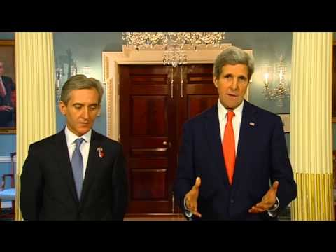 Secretary Kerry Meets With Moldovan Prime Minister