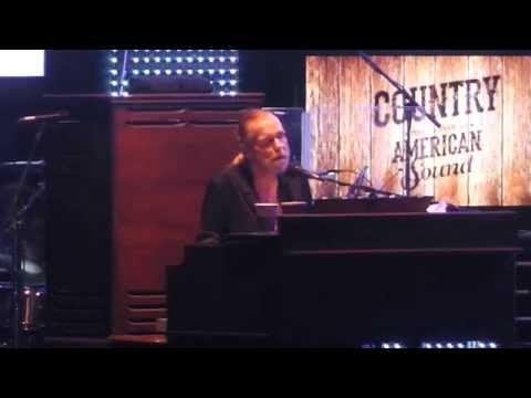 Gregg Allman...Melissa...Los Angeles, CA...7-19-14
