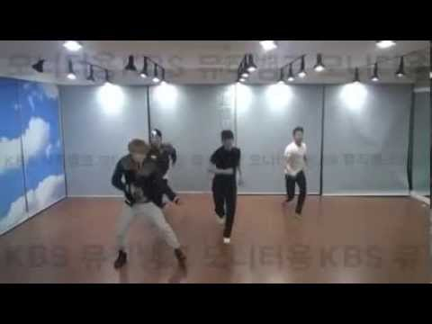 shinee why so serious practice video(full)