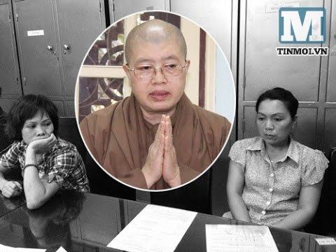 Người quản lý trẻ mồ côi ở chùa Bồ Đề bị bắt khẩn cấp