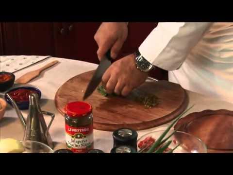 Рецепт горячей закуски «Эмпанадас»