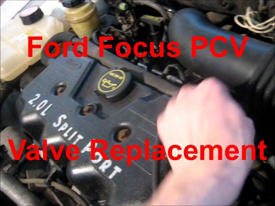 How To Replace Ford Focus Pcv Valve Youtube
