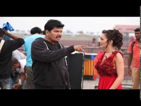 Director Shankar anger over Amy Jackson