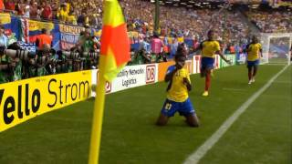 Ecuador Mundial Alemania 2006 FULL HD