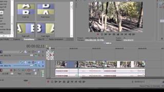 Sony Vegas Pro 10 Tutorial Parte 4 (Principiantes, Medio
