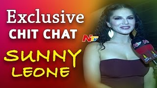 I Want to Act in Telugu Movies: Sunny Leone | Exclusive Chit Chat