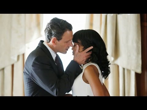 TV's Hottest INTERRACIAL Couple is Olivia Pope & President Fitz from SCANDAL