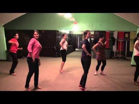 1234 Get on the Dance Floor - (Practice 11/03/14)