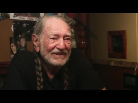 Willie Nelson on