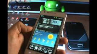 Root Galaxy S2 Con Gingerbread (EspañolMX)