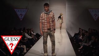 Part 1: GUESS Jeans Spring / Summer Fashion Show