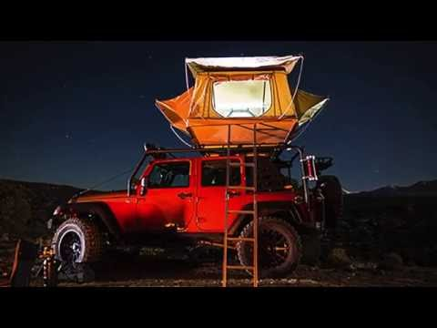 Camping and Outdoor Gear for Jeep Vehicles