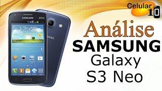 Análise: Samsung Galaxy S3 Neo (Celular10)