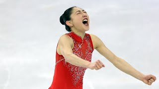Twitter goes wild after Mirai Nagasu lands triple axel, makes history