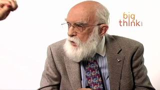 James Randi: Performing A Magic Trick
