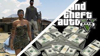 GTA 5 Online Dicas Como Dar Mais De 100,000.00 Dollars