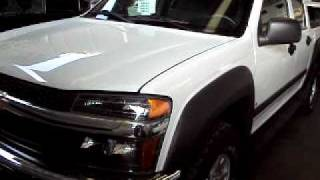 Camioneta 2007 Chevrolet Colorado Doble Cabina 4x4 Z71