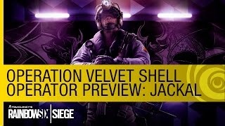 Tom Clancy's Rainbow Six Siege - Operator Preview: Jackal