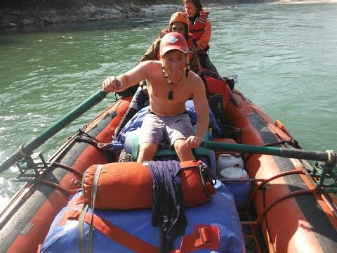 Sun Kosi Rafting Expedition, Nepal