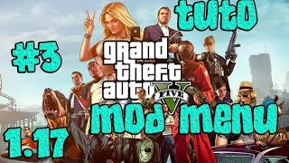 Comment Installer Un Mod Menu Gta 5 [iso] Xkey Sur Xbox
