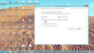 Windows 8 Tela De Descanso Computador Desligando Veja Como