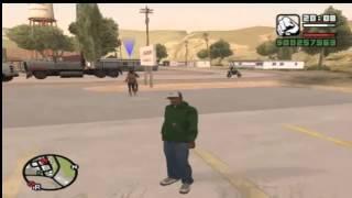 PARTE-7 / NUEVOS MISTERIOS DEL GTA SAN ANDREAS (SIN MODS
