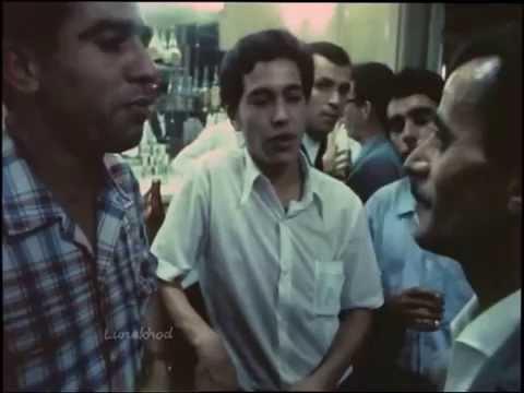 Les Black Panthers au Panaf d'Alger en 69
