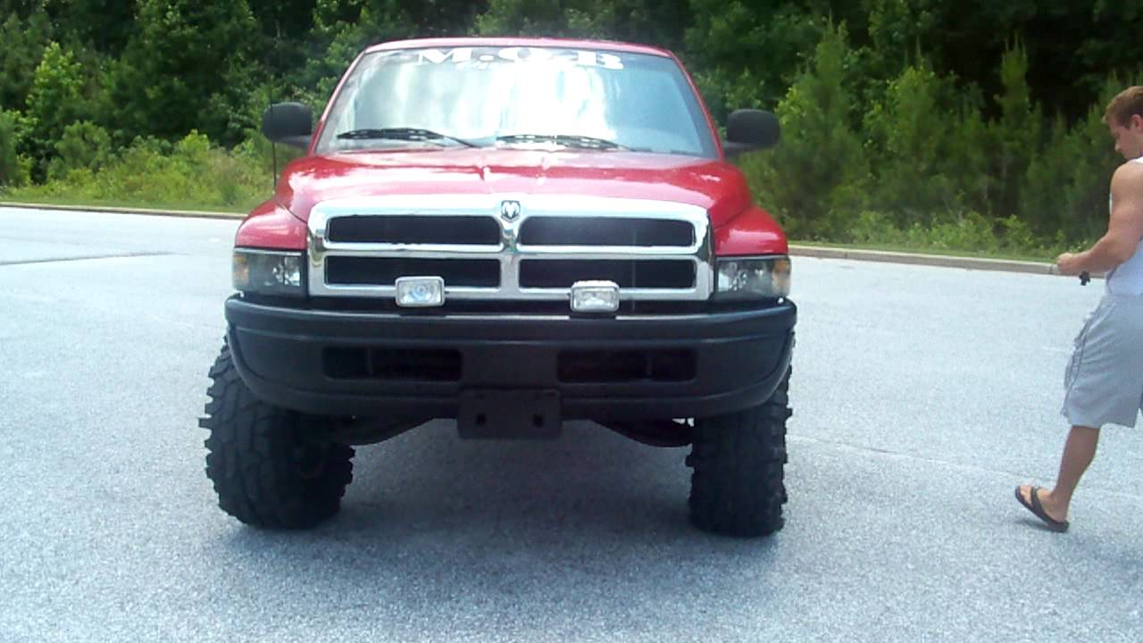 Lifted Dodge Ram 3 9 V6 For Sale Youtube