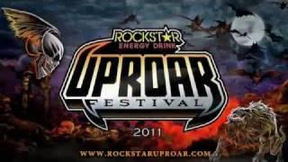 Rockstar Energy UPROAR Festival 2011