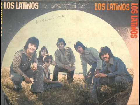 """LOS LATINOS     """"CRUZANDO EL VALLE VOY"""""""