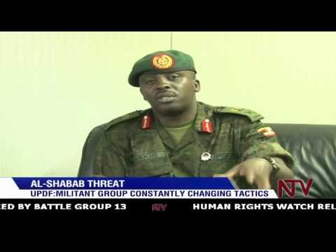 AL-Shabaab threat: Militant group constantly changing tactics - UPDF
