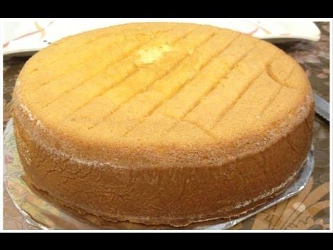 كيك اسفنجي | طريقة عمل الكيك الأسفنجي | مطبخ رشا