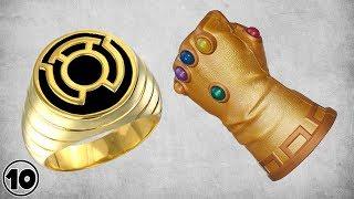 Top 10 Super Villain Weapons