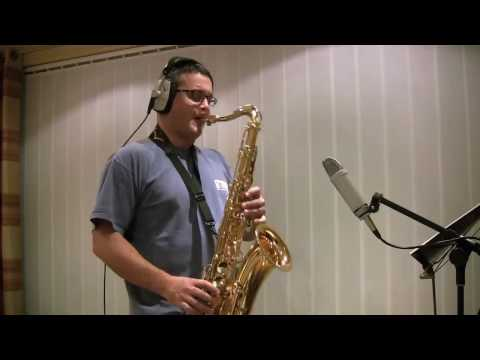 FLY ME TO THE MOON Selmer & Yanagisawa tenor saxes