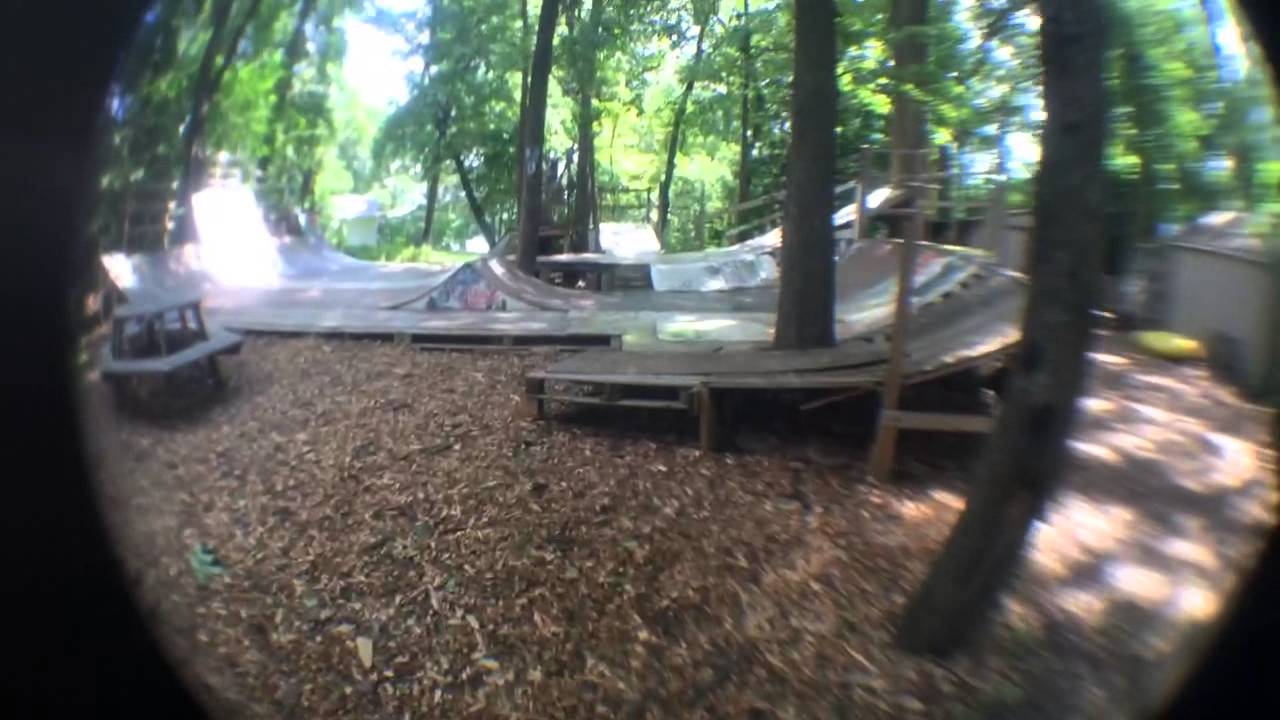 take for you to get to your skatepark backyard skatepark youtube