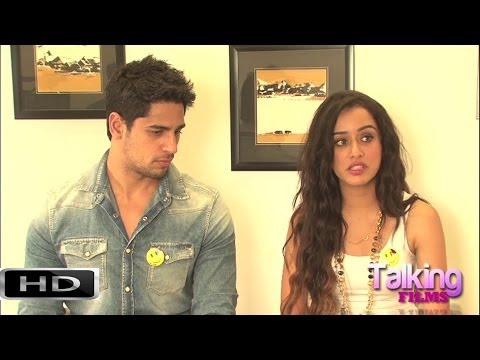 Shraddha Kapoor And Siddharth Malhotra Fun Interview On Ek Villain Part 2