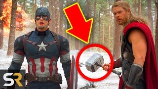 10 Movies That Low-key Hide Superhero Weaknesses