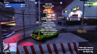 GTA V 1.15 Mod Menu PS3 + Download Link