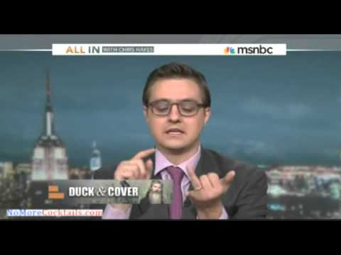 Chris Hayes & guest suggest Bobby Jindal & Phil Robertson would like anal sex if they tried it