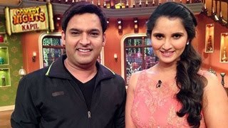 Comedy Nights SANIA MIRZA SPECIAL In Comedy Nights With