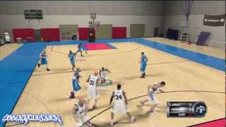 NBA 2K12 How To Make Your My Player Better & How To