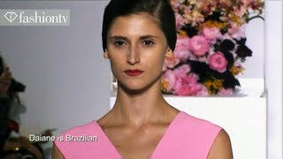 Daiane Conterato: Top Model at Fashion Week Fall/Winter 2012-13 | FashionTV view on youtube.com tube online.