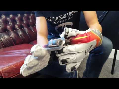 Kookaburra 1000L Wicket Keeping Gloves