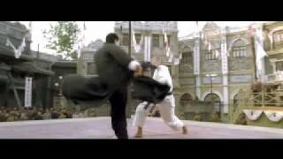 "Kung Fu 功夫 Vs. Karate 空手 From ""Ip Man"" Movie"